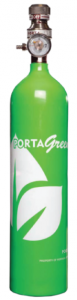 PortaGas - PortaGreen Gas Bottle